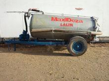1986 Moga 3000l Liquid manure s