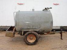 2008 Moga 2000 L Water tank