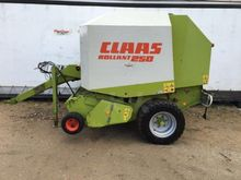 2010 Claas ROLLANT 250 Round ba
