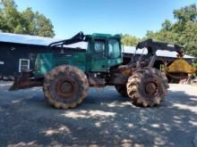 Used Timberjack Skidders for sale | Machinio