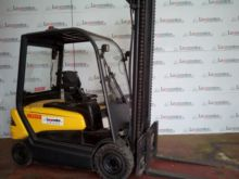 Used Komatsu Forklifts for sale in Italy | Machinio