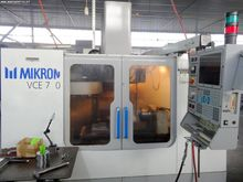 MILLING VERTICAL CENTER MIKRON