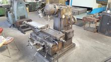 Used MILLING UNIVERS