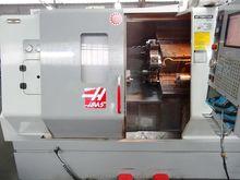 Used LATHE CNC HAAS