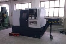 Used CNC LATHE SPINN