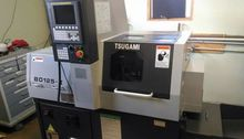 Tsugami B0125-II Swiss lathe (2