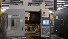 Used Okuma MU-400VA