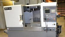 Samsung MCV-50 with 4th Axis (2