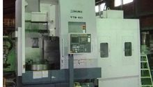 Okuma VTM-100 VTL with Milling