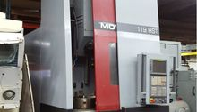 Motch 119HST VTL with Milling