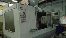 HAAS VF-6/50 with Rotary Table