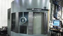 DMG DMU 80 MONOBLOCK 5-Axis (20