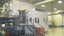 Okuma VTM120YB CNC VBM (2010)