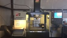 2014 Haas VF-2 with Rotary Tabl