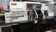 Mazak Dualturn 20 with Gantry L