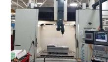 Used CNC Ram Type Vertical Milling Machine for sale  Pama