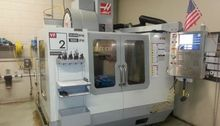 Haas VF-2DYT with 30,000 RPM (2