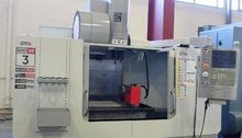 Haas VF-3SS with Rotary (2008)