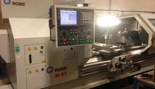 Romi M27 CNC Teach Lathe (2008)