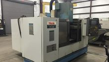 Mazak VTC20B with 4th Axis (199