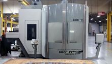 2005 DMG DMC 100 U duo-BLOCK 5-