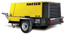 New Kaeser M135 in T