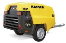New Kaeser M31 in Th