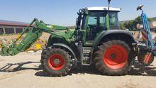 2012 Fendt 413 VARIO TMS Farm T