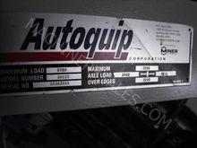 Used Autoquip 2500Lb