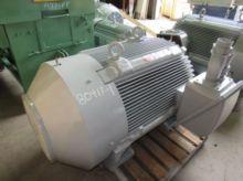 TECO AC Motor, 450HP, 1185 RPM