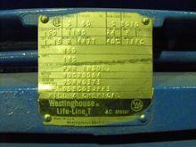 Westinghouse AC Motor, 150 HP,