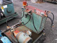 """15HP Hydraulic Unit with 16"""" X"""