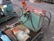 "15HP Hydraulic Unit with 16"" X"