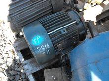Toshiba AC Motor, 3HP, 1800 RPM