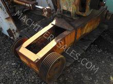 Log Cutoff Saw Mandrel Only