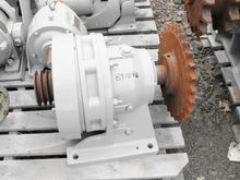 SM Cyclo In-Line Reducer, 13.5H