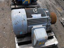 Teco/Westinghouse AC motor, 125
