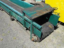 "24"" X 33' Slider Belt Conveyor"