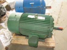 Teco AC Motor, 75HP, 1800 RPM