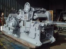 Woods Model A484M, Motorized Ba
