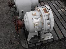 SM Cyclo In-Line Reducer, rated