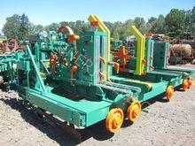 Klamath Machine 3-Block Carriag