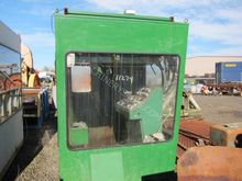 Saw Cab with Font and Side Glas