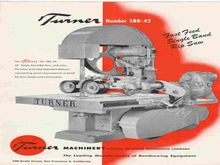 "Turner 42"" Ripsaw Single Band"