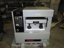 "SCMI 2001 Model S520 9-7/8"" X 2"