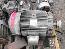 Teco/Westinghouse Motor, 30HP,