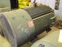Premium Efficiency AC Motor, 30