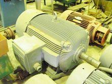 Weg AC Motor, 250HP 1192 RPM