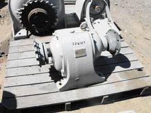 SKK In-Line Type AFC Reducer, 1