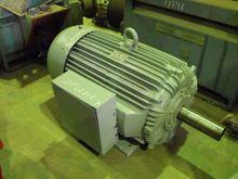 Toshiba AC Motor, 250HP, 1780 R